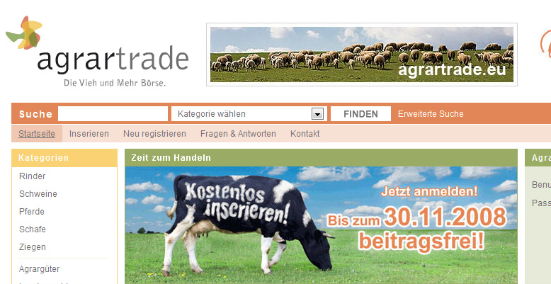 Projekt Agrartrade
