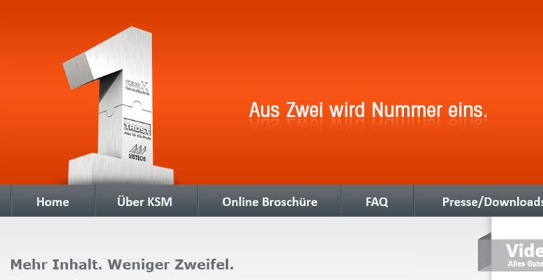 Trost Gmbh fusioniert mit der KSM Servicetechnik