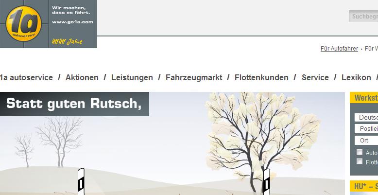 Relaunch für www.go1a.de