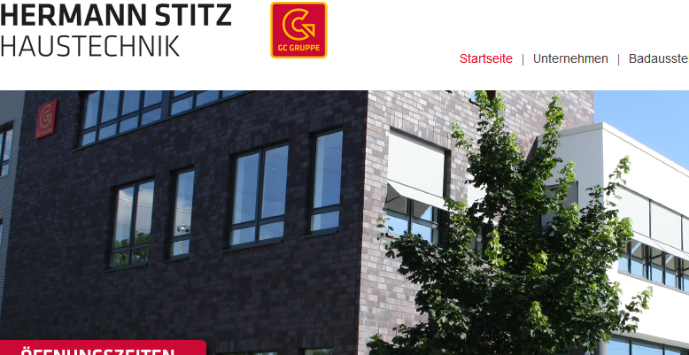 Neue Wordpress-Website für die Hermann Stitz & Co KG