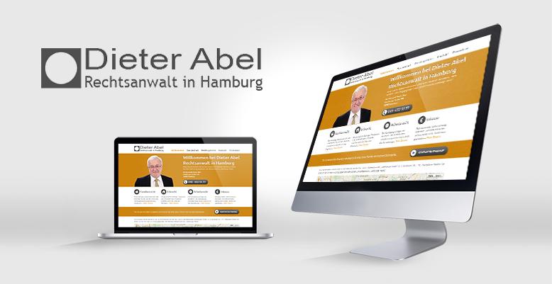 Projekt Rechtsanwalt Dieter Abel