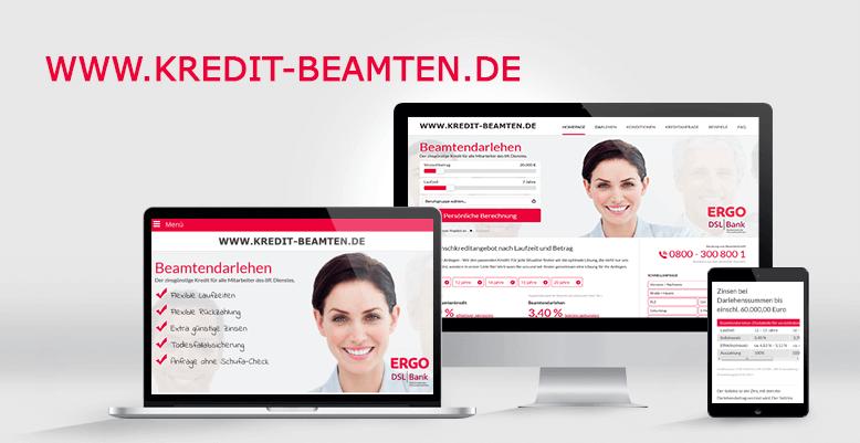 Projekt kredit-beamten.de