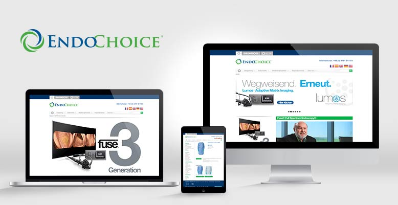 Projektbild Endochoice GmbH