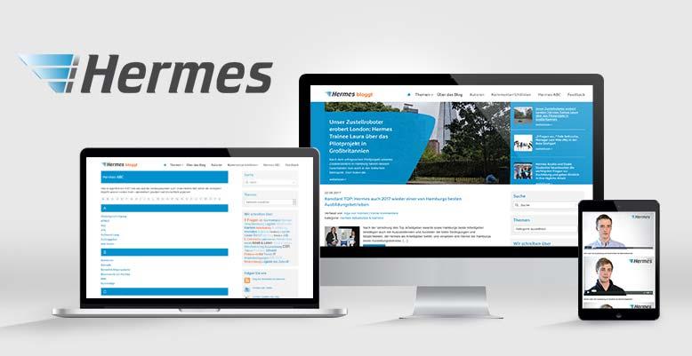 Erneute Zusammenarbeit mit der Hermes Logistik Gruppe Deutschland GmbH