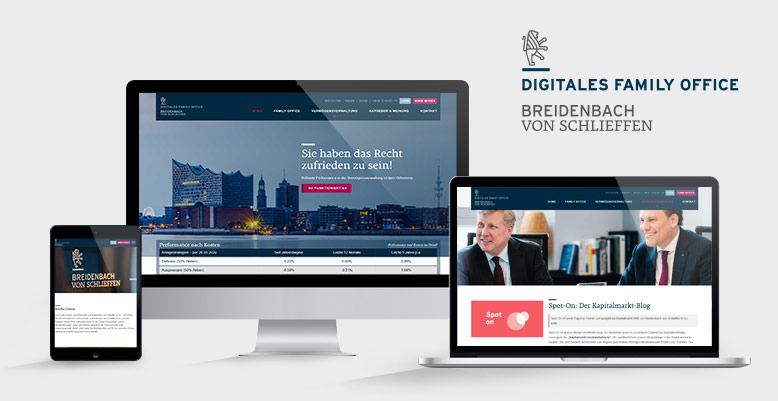 digitalesfamilyoffice.de mit neuer Wordpress Webseite