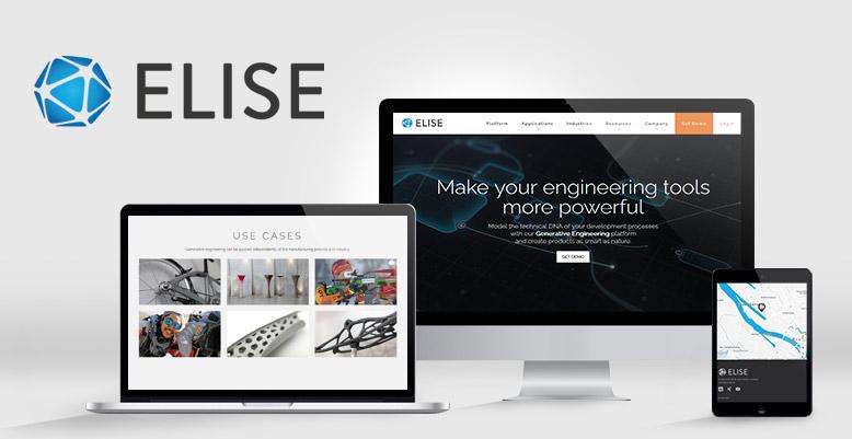Relaunch mittels Wordpress für ELISE GmbH aus Bremen